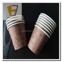 anhui hot sale printed paper cake cup