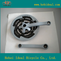 bicycle freewheel cranks