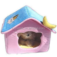 decorative wooden dog house