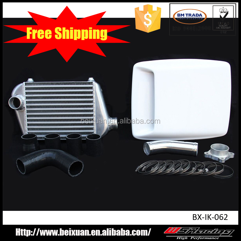 piping kit for toyota hilux 1KZ-TE intercooler kit Turbo Diesel
