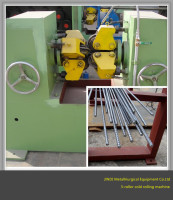 Jindi 3-Ribbed Cold Rolled Rebar Rolling Machine