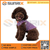 Lovely Sleeveless Purple Dotted Point Pet T Shirt
