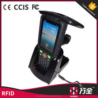 Rfid Reader Uhf Manufacturer Windows Mobile Os Hand Held Support Barcode Scanner Rfid Reader Printer All In One Programmable Sdk