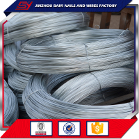 Galvanized Real Estate Binding Wire