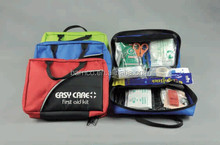 BLG Complete Car Emergency First Aid Kit Fully Stocked With High Quality Medical Supplies, Perfect For Outdoor,Home,Sports