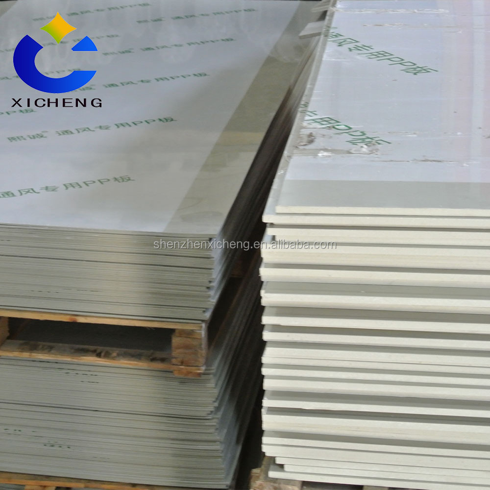 pp sheet from Environmental protection material shenzhen factory