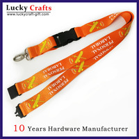 High Quality Customized Single Lanyards With