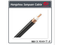 "50ohm Corrugated RF Coaxial Cable 1/4"",3/8"",1/2"",7/8"",1 1/4"",1 5/8"" for mobile, radio broadcast, Radar,antenna"