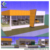 Low Cost Construction Pre Engineered Steel Buildings Function Hall Design