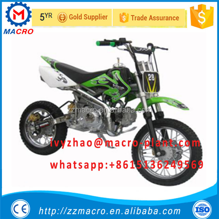 factory direct sale mini motorbicycle 125cc dirt bike