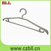 Plastic Tubular Childrens Clothes Hangers
