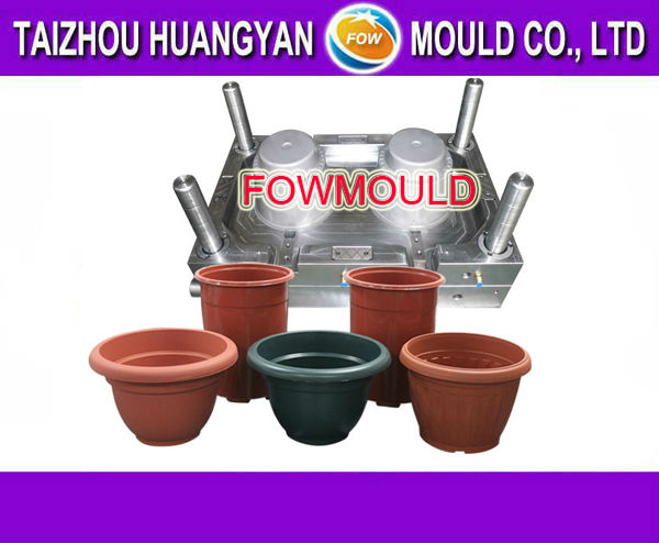 OEM custom plastic injection pot molds