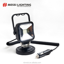 600lm SMD super bright portable rechargeable auto working light