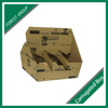 WHOLESALE CORRUGATED CARDBOARD CUSTOM BOX WITH PRINTING 6 PACK WINE CARRIER BOX