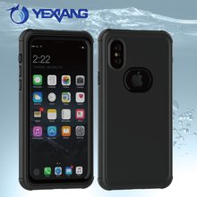 Swimming Diving Shockproof Waterproof Phone Case For Iphone 8 Full Protective