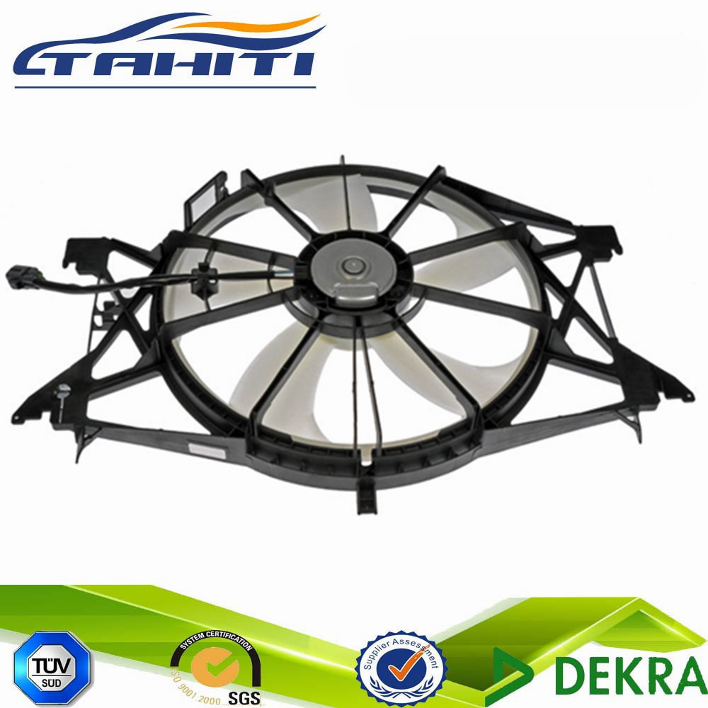 For 09-12 Ram Pickup 5.7L V8 Radiator Condenser Cooling Fan Assy 620-060 55056948AB
