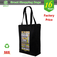 Custom Cotton Tote Bags Printed with Logo