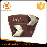 150# Hard Bond Diamond Concrete Grinding Shoe Plate
