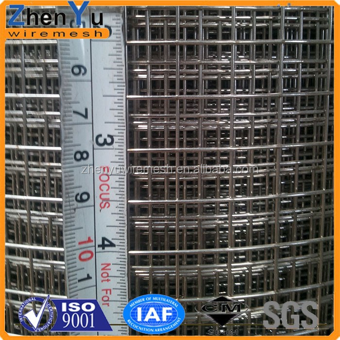 Largest manufacture low price stainless steel wire 316 welded mesh