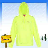 candy color street wear hoody for girls