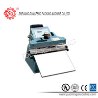 aluminum frame aluminum foil bag sealer made in china PFS-450A