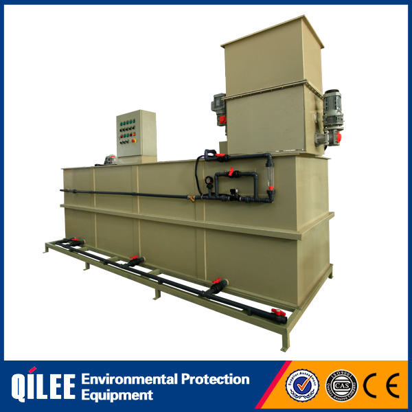 Automatic Dosing System for Waste Water Treatment