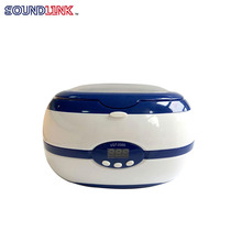 hot sale hearing aid shell and earmold digital ultrasonic cleaner with cheap price