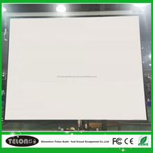 China manufacturer motorized projector screen matte white for sale