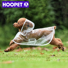 Pet Accessories Transparency Dog Rain Coat