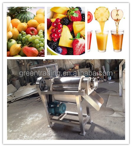 Food and vegetable processing frozen drink machine