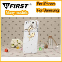 Hybrid diamond mobile phone case, New arrival hot selling for iphone6 case