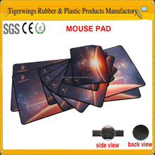 Promotional Custom Blank Mouse Pad , custom printed rubber mouse pad ,Speed Control Gaming Mouse Pad