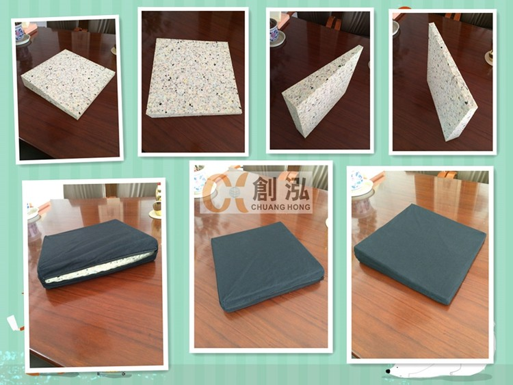Hot product waste recycling chair foam materials