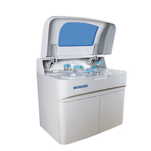 Hospital Use 550 Test Automatic Biochemistry Analyzer Blood Testing Medical Equipment