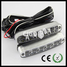 2014 new design AUTO LED daytime running light with 5lamps 1w E-mark for all model