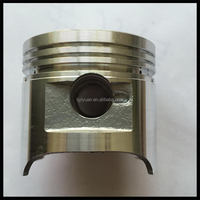 Fashionable antique 62mm motorcycle piston crown