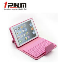 Mini flexible waterproof silicone bluetooth keyboard with leather case PK-11
