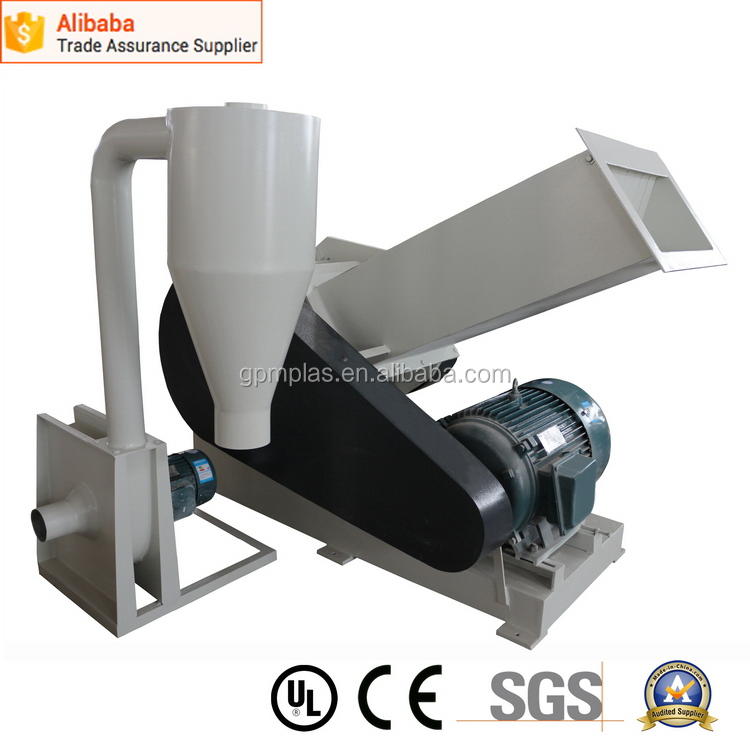 Fashion unique plastic crusher and cleaner e