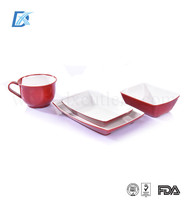 Wholesale Infight Rotatable Sets Plastic Biodegradable Disposable Tableware