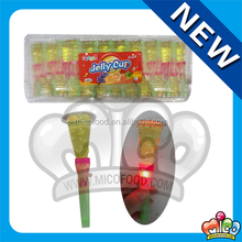 light up fruit jelly cup