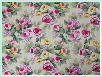 100% cotton printed napkin poplin fabric