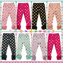 Baby girl sexy spandex pants, leggins jeans, sport leggings for kids