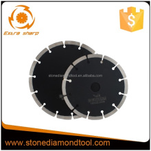"7"" Segmented Diamond Blade Dry Cut Blade for Concrete Brick Slate Stucco Stone Marble"