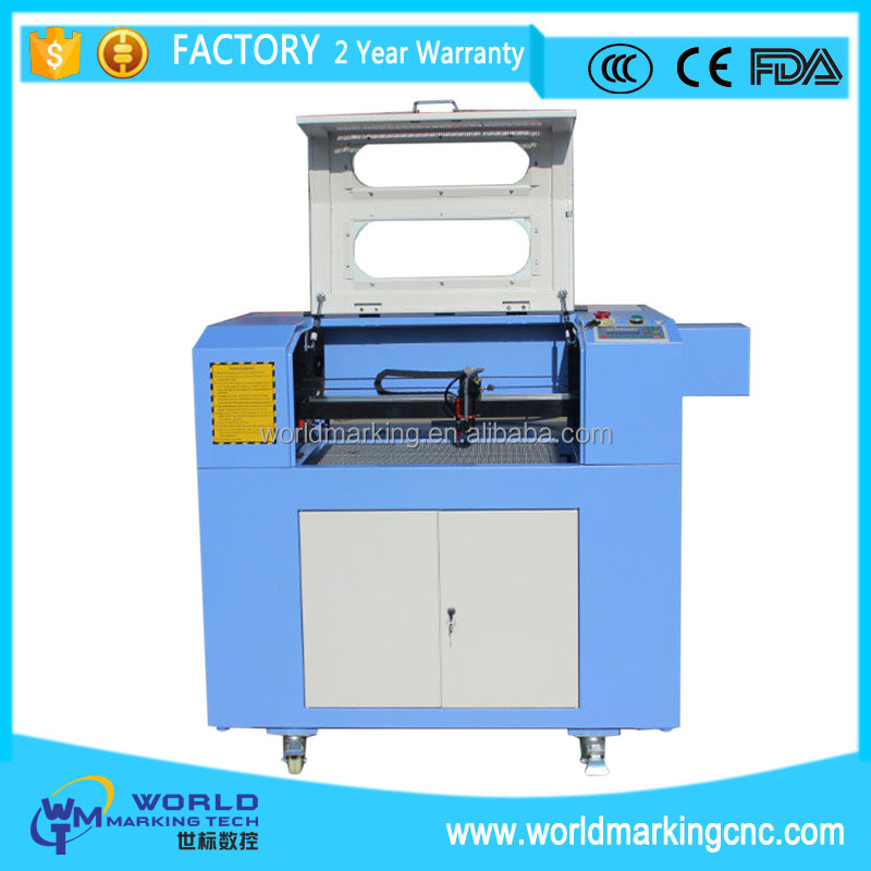 Small laser laser engraving machine used for arts and crafts