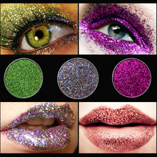 Private Label Make Up Cosmetics no brand wholesale makeup Glitter Eyeshadow