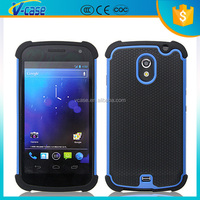 VCASE Armor case tank armor TPU+PC Soft back Case Cover for Samsung Galaxy Nexus i9250