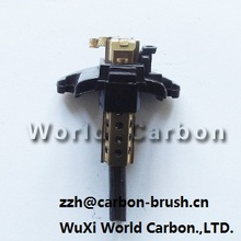 Carbon brushes for electric tool