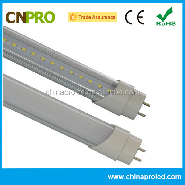 High power electronic 600mm led t8 tube light 9w 150V-265V IC driver