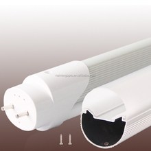 NEW led tube cover extrusion for T8 housing Polycarbonate T5 LED Tube Light Housing Light Diffusing 242A-09 factory