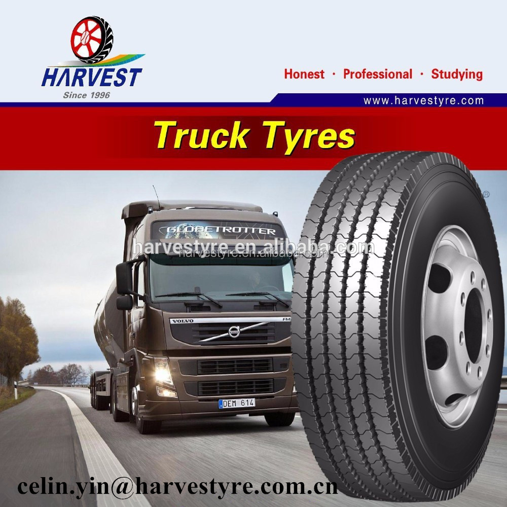 R19.5 Series All-steel Radial Truck Tyres with EU certificates